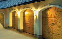 Подъемно секционные гаражные ворота Hormann LTH 40