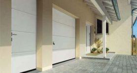 Гаражные боковые двери