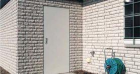Двери с защитой от взлома
