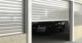 Промышленные рулонные ворота DoorHan